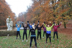 Mindful trailRun clinic
